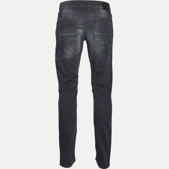 BLEECKER GREY JOG Jeans