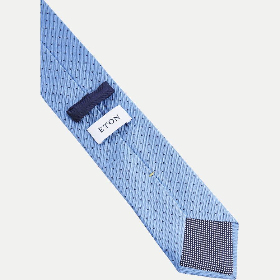A000 20505 - Krawatten - BLÅ - 3