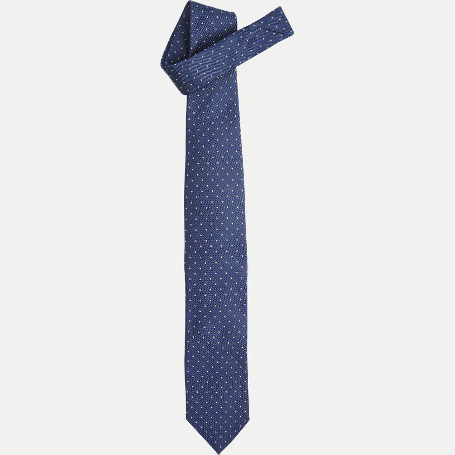 A000 20505 - Krawatten - NAVY - 1