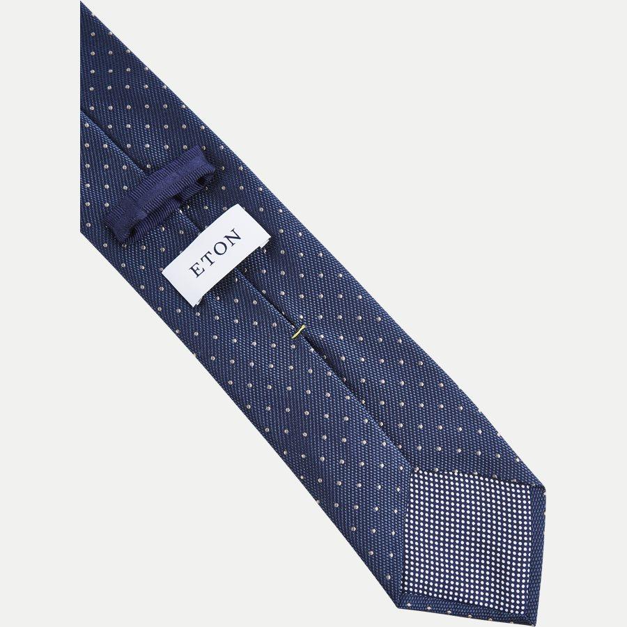 A000 20505 - Krawatten - NAVY - 3