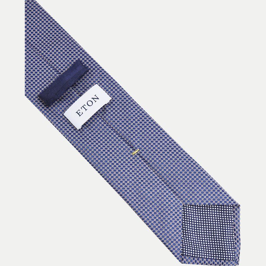 A000 20509 - Krawatten - BLÅ - 3
