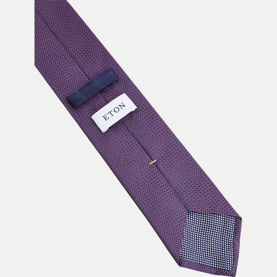 A000 20509 - Krawatten - RØD - 3