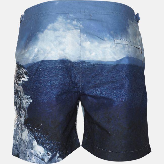 BULLDOG HULTON GETTY shorts
