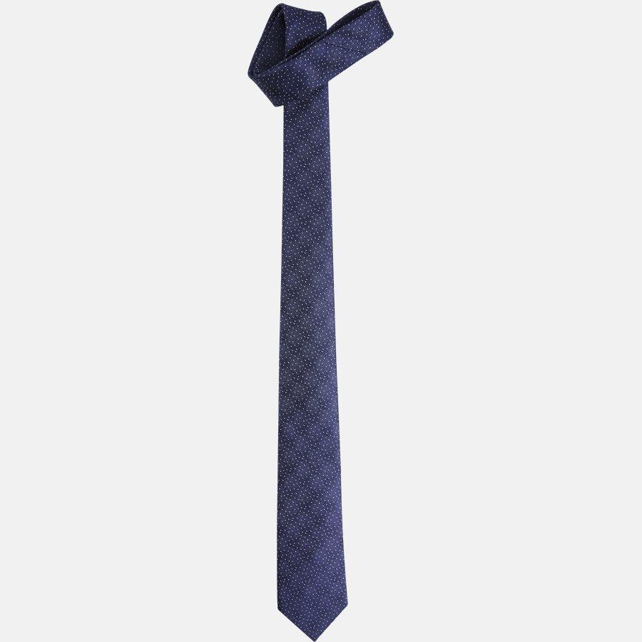 2350 - 2350 slips - Slips - BLUE-WHITE - 1