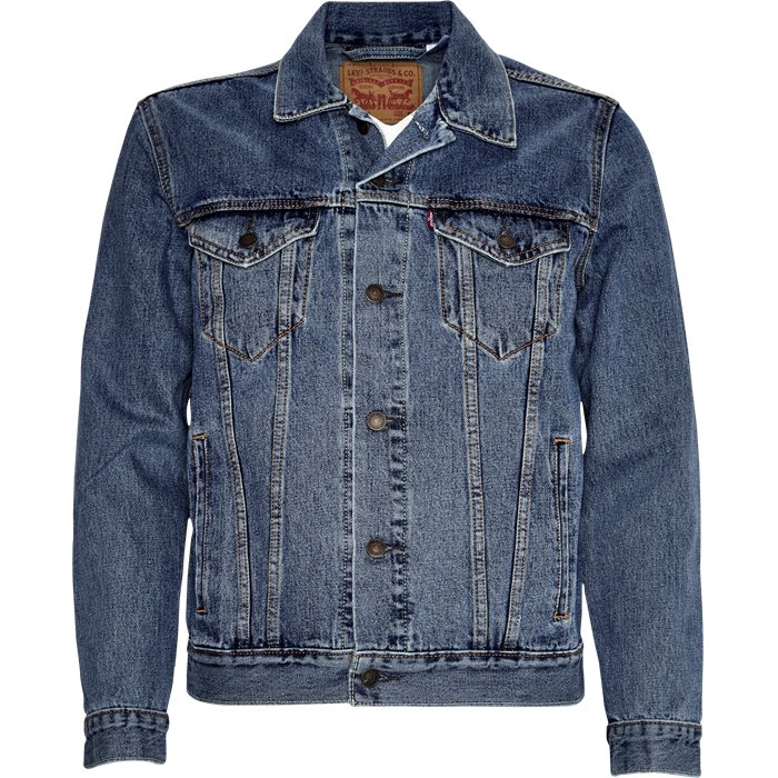 Jackor - Regular fit - Denim