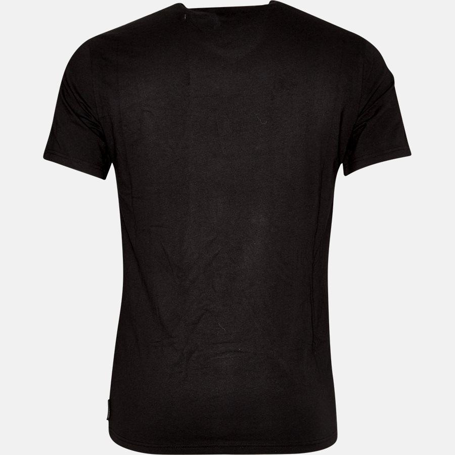 NB1088A - NB1088A t-shirt - Undertøj - Slim - BLACK - 3