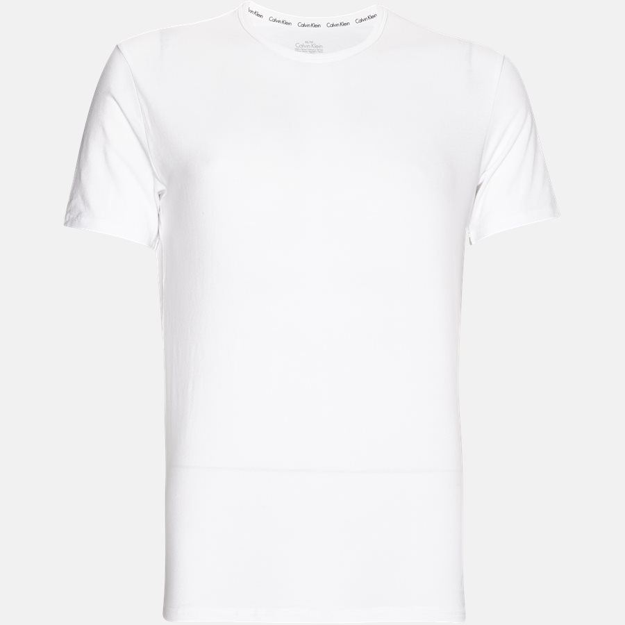 NB1088A - NB1088A t-shirt - Undertøj - Slim - WHITE - 2