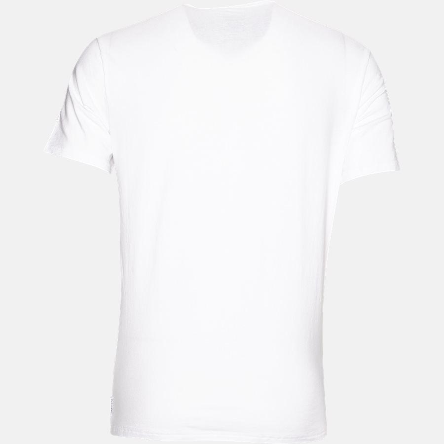 NB1088A - NB1088A t-shirt - Undertøj - Slim - WHITE - 3