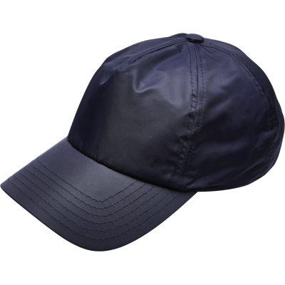 BARNOV VELCRO BASEBALL CAP BARNOV VELCRO BASEBALL CAP | Blå