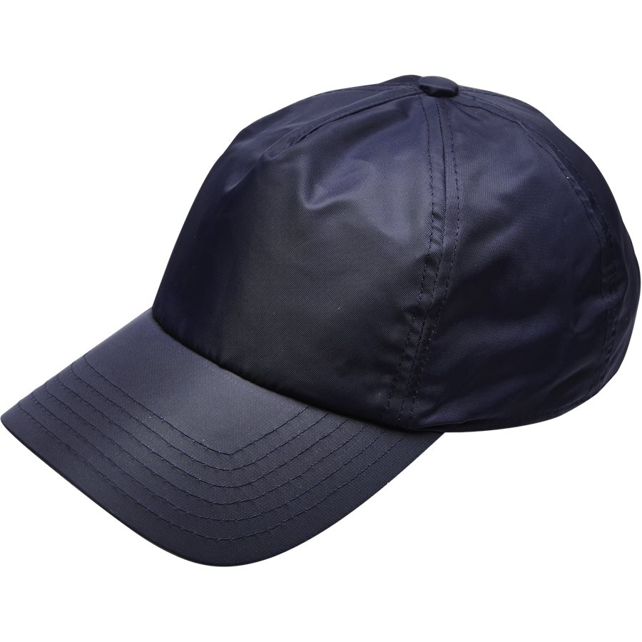 BARNOV VELCRO BASEBALL CAP - BARNOV VELCRO BASEBALL CAP - Caps - NAVY - 1