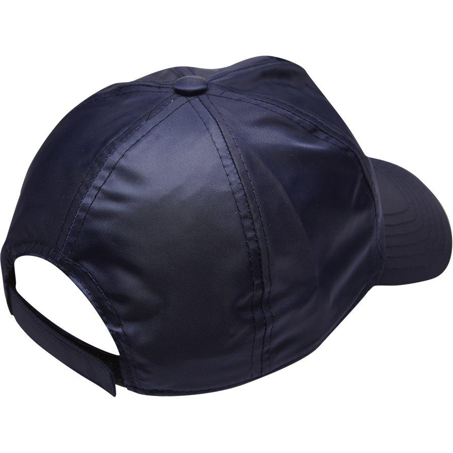 BARNOV VELCRO BASEBALL CAP - BARNOV VELCRO BASEBALL CAP - Caps - NAVY - 2