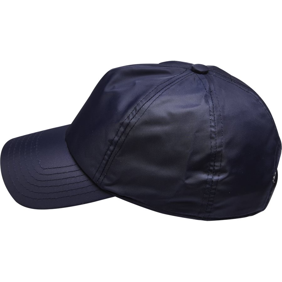 BARNOV VELCRO BASEBALL CAP - BARNOV VELCRO BASEBALL CAP - Caps - NAVY - 3