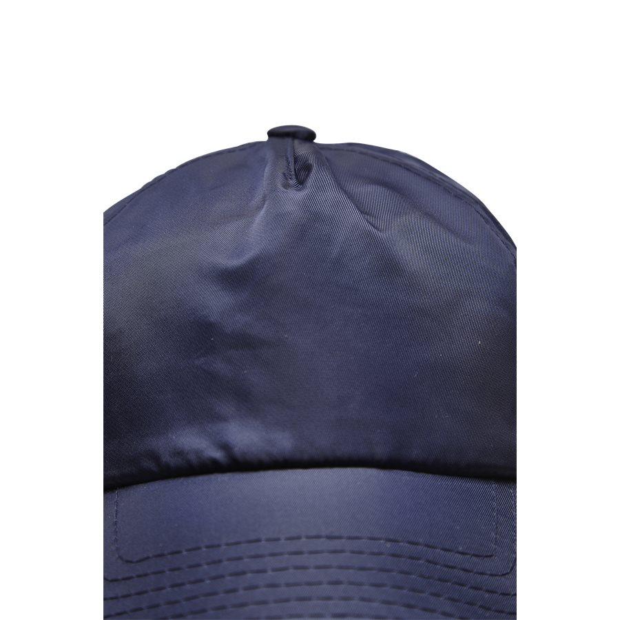BARNOV VELCRO BASEBALL CAP - BARNOV VELCRO BASEBALL CAP - Caps - NAVY - 5