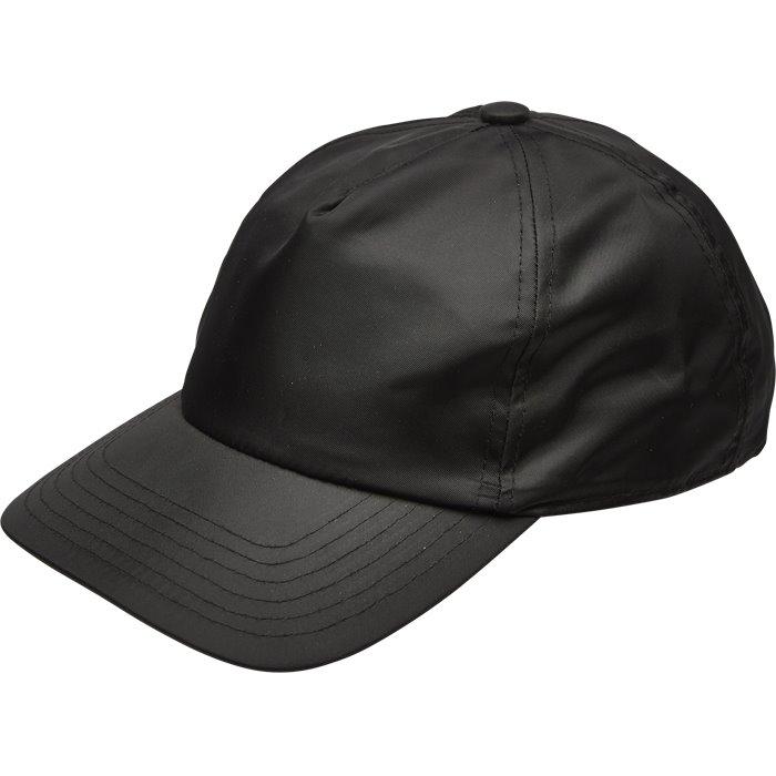 BARNOV VELCRO BASEBALL CAP - Caps - Sort