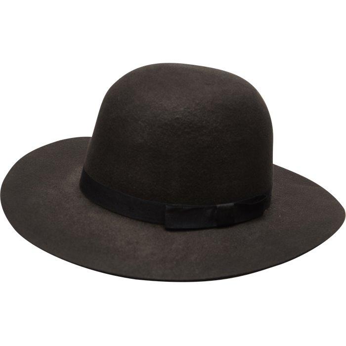 COLTON HAT - Hatte - Sort