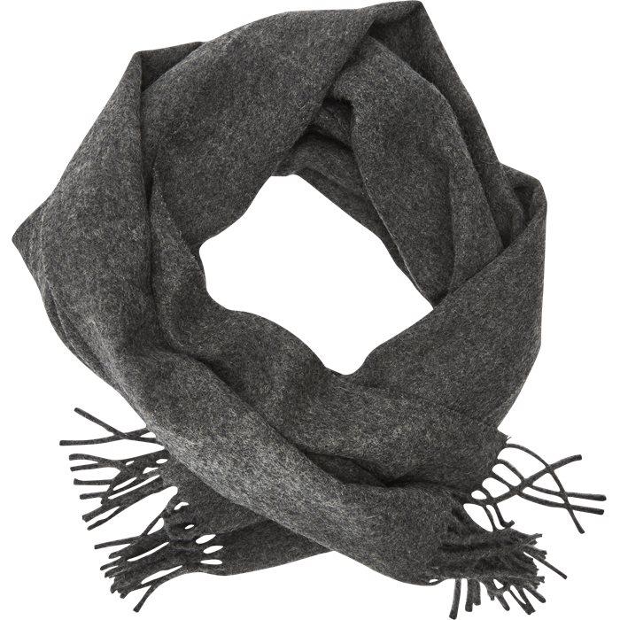 Saint Halstørklæde - Tørklæder - Grå
