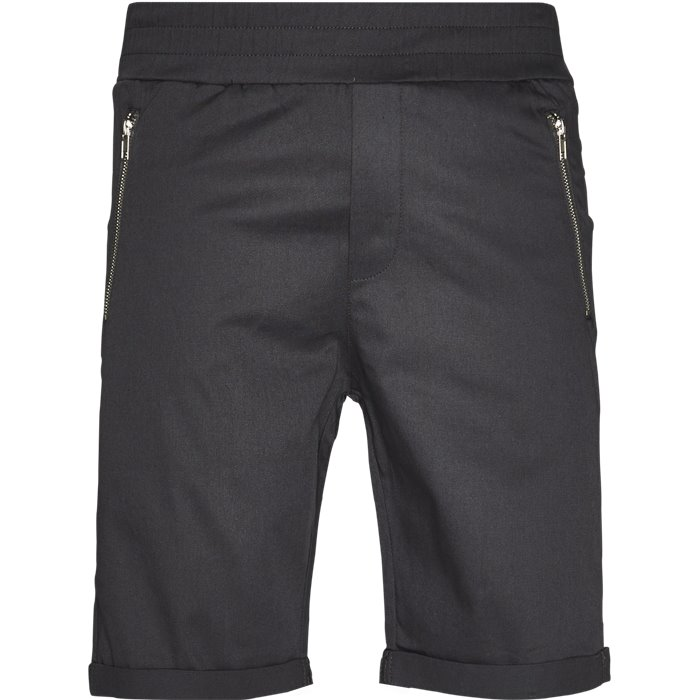 FLEX SHORTS - Shorts - Regular - Grå