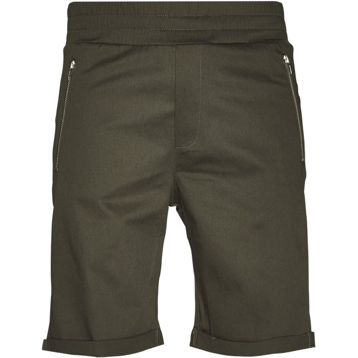 FLEX SHORTS - Shorts - Regular - Army