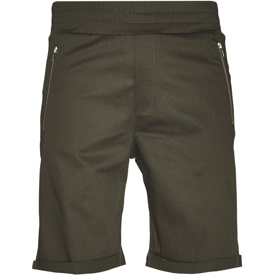 FLEX SHORTS  - FLEX SHORTS - Shorts - Regular - ARMY - 1
