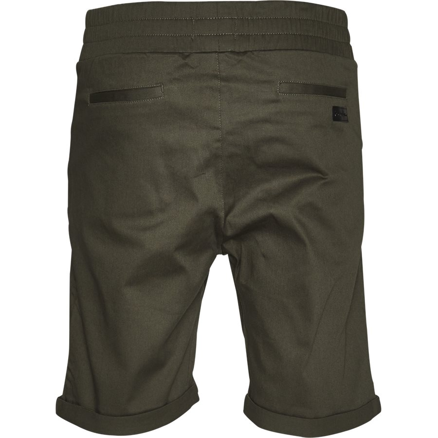 FLEX SHORTS  - FLEX SHORTS - Shorts - Regular - ARMY - 2