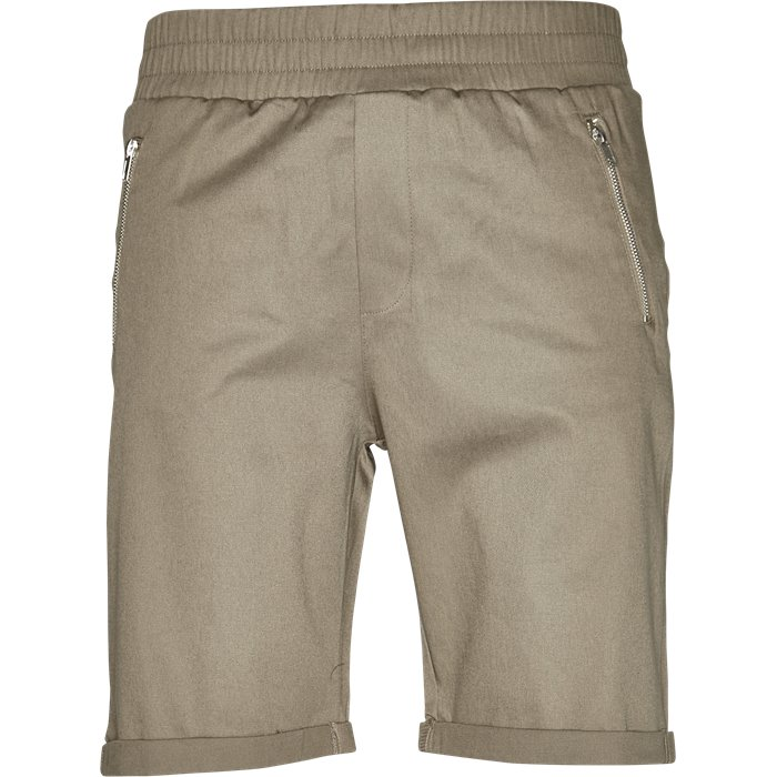 FLEX SHORTS - Shorts - Regular - Sand