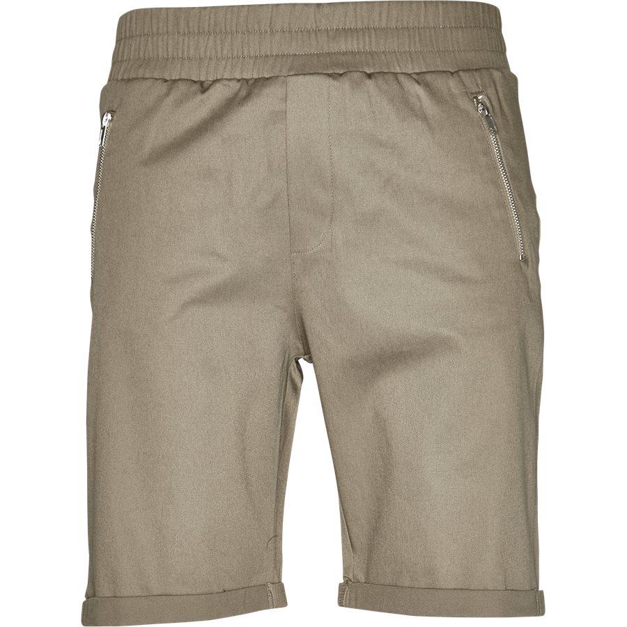 FLEX SHORTS  - FLEX SHORTS - Shorts - Regular - KHAKI - 1