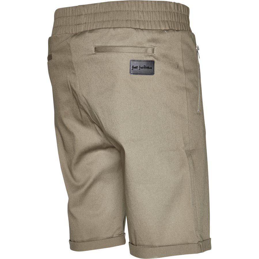 FLEX SHORTS  - FLEX SHORTS - Shorts - Regular - KHAKI - 3