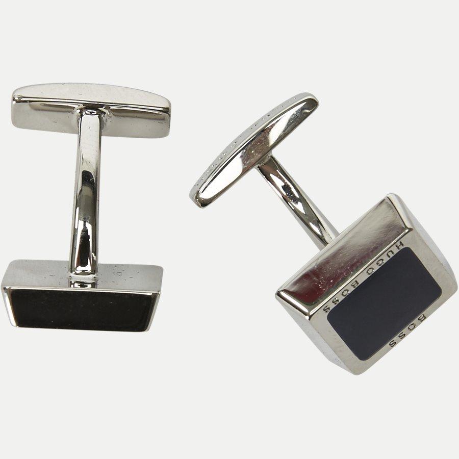 50239922 - Franzisko Manchetknapper - Accessories - NAVY - 2