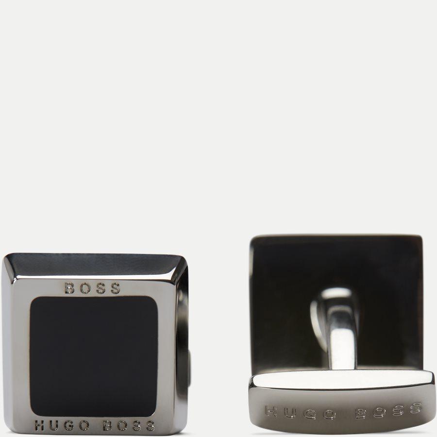 50239922 - Franzisko Manchetknapper - Accessories - SORT - 1