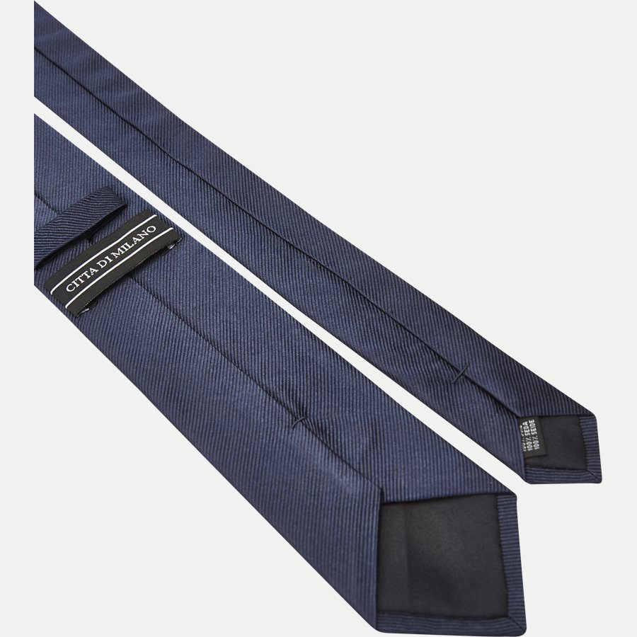 9005CR - Krawatten - NAVY - 3