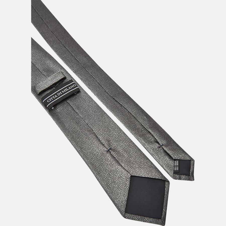 DES:334 - Krawatten - GRÅ - 3