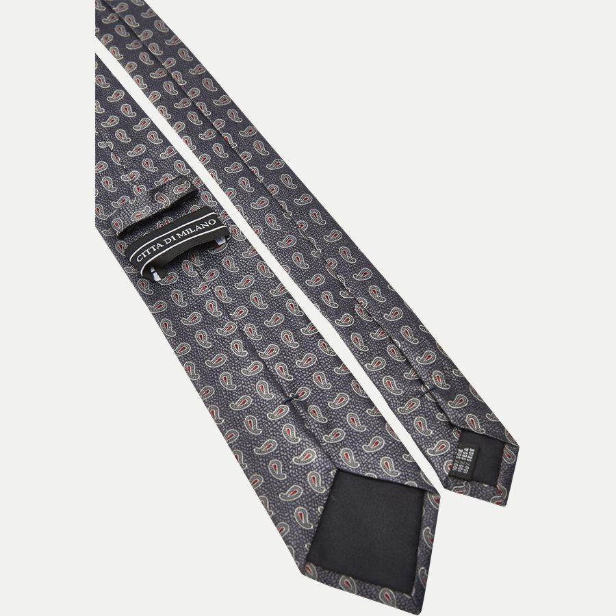 DES: 305 - Krawatten - GRÅ - 3