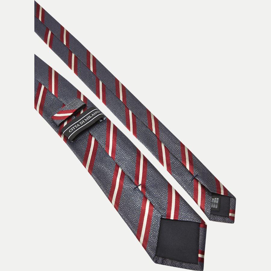 DES: 306 - Krawatten - GRÅ - 3