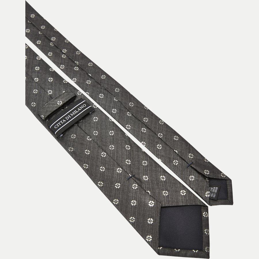 K541 - Krawatten - GRÅ - 3