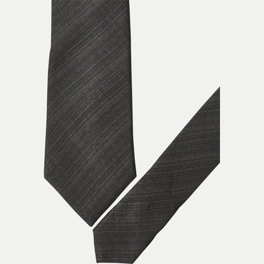 K543 - Krawatten - GRÅ - 2