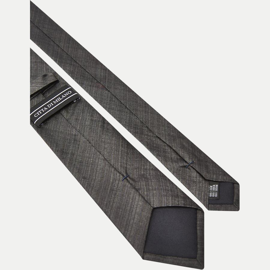 K543 - Krawatten - GRÅ - 3