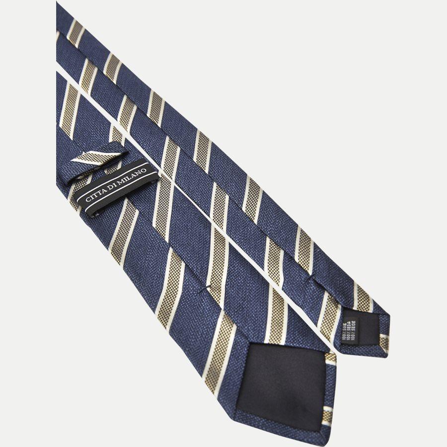 DES#JO23 - Krawatten - NAVY - 3