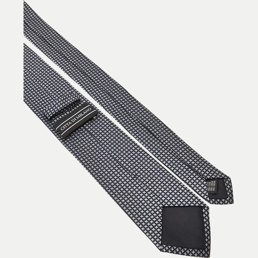 9088CR - Krawatten - NAVY - 3