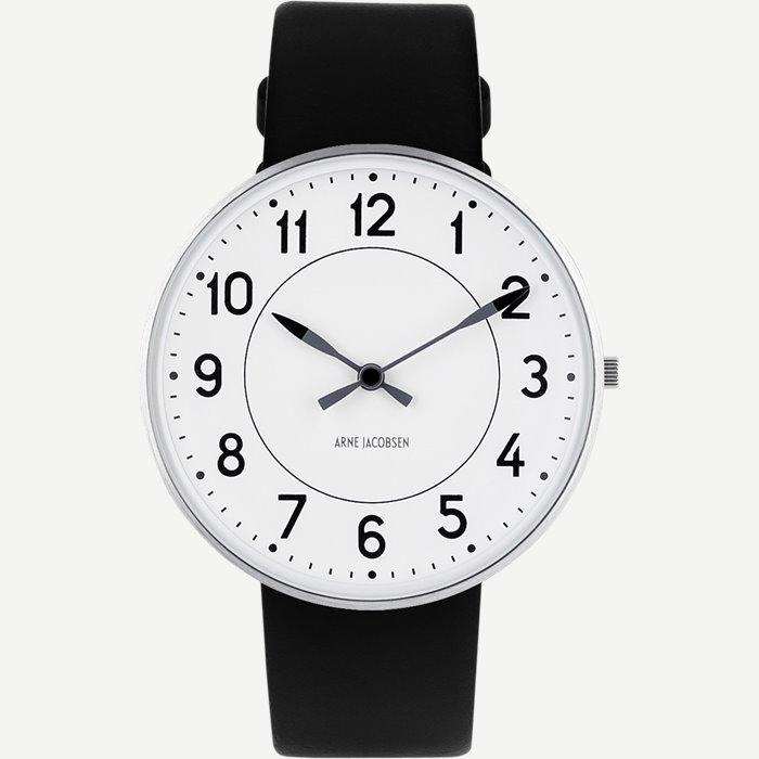 Uhren - Weiß