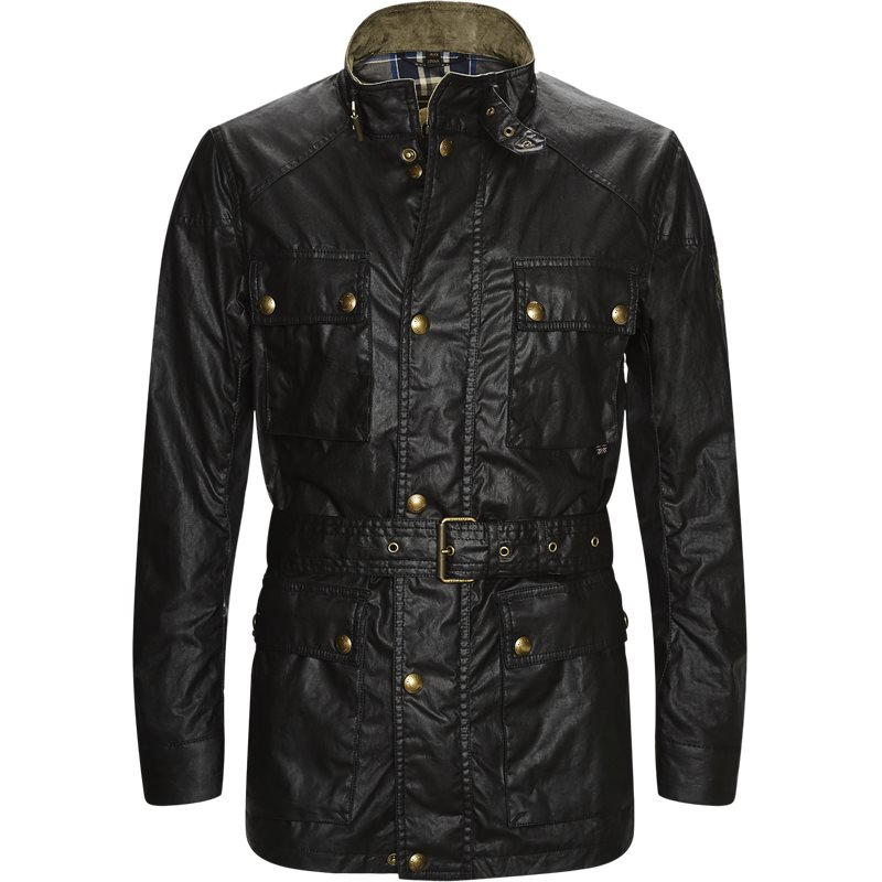 belstaff – Belstaff roadmaster jakke black fra Edgy