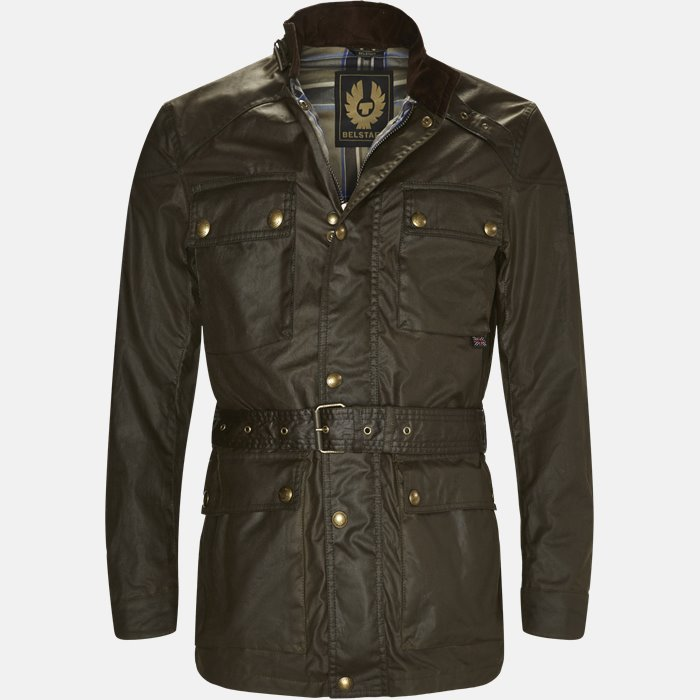 Jackets - Slim - Army