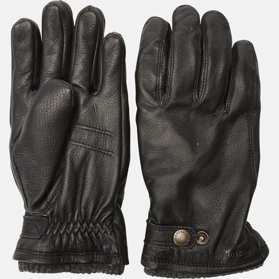 20830 - 20830 handsker - Handsker - BLACK - 1