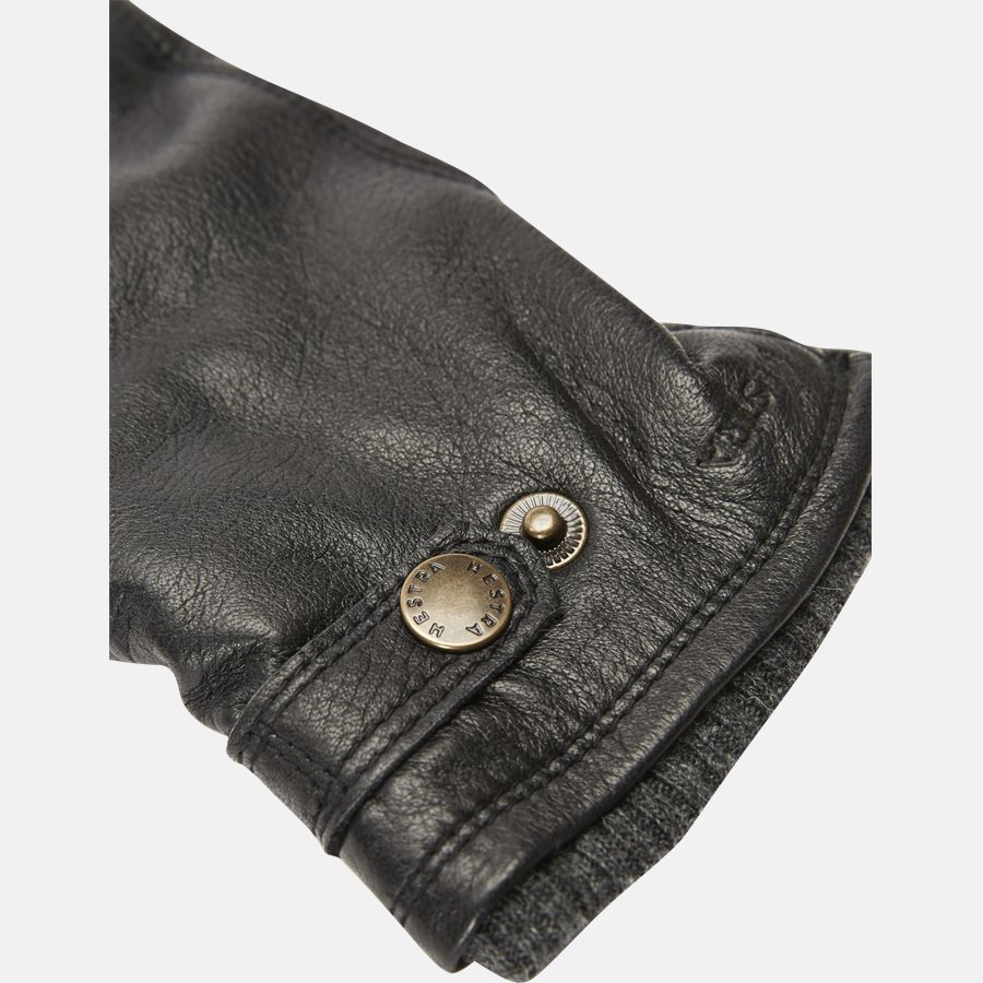 20830 - 20830 handsker - Handsker - BLACK - 2