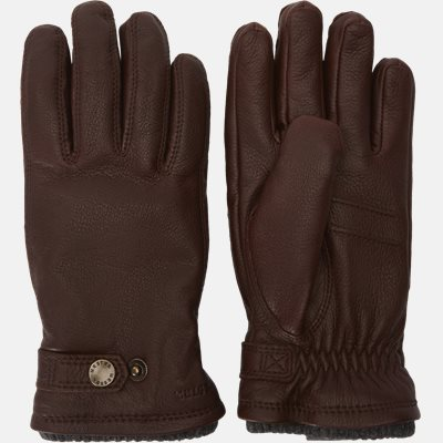 Gloves | Brown