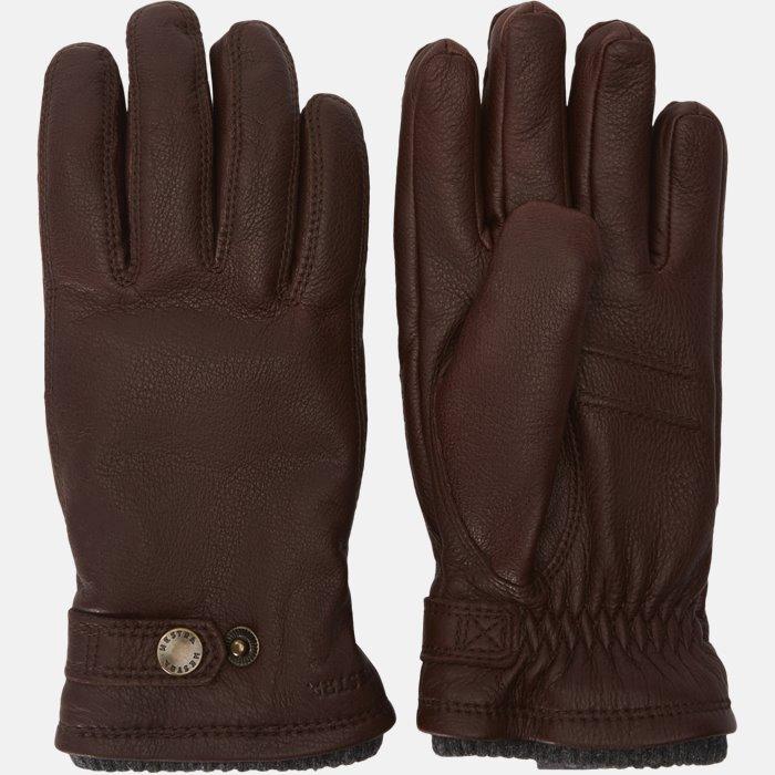 20830 handsker - Handsker - Brun