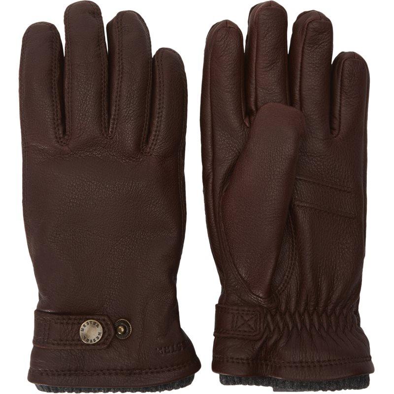 HESTRA 20830 handsker Brun