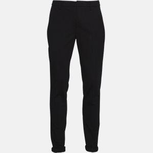 Slim | Trousers | Black