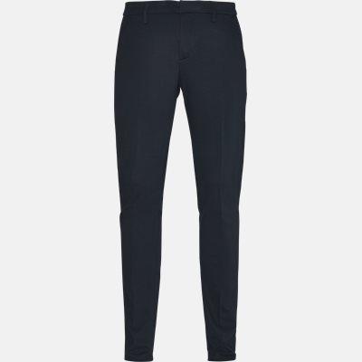 UP235 JS 108 bukser  Slim | UP235 JS 108 bukser  | Blå