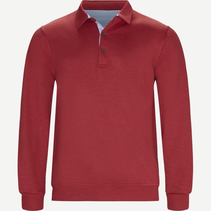 Sevilla Sweatshirt - Sweatshirts - Regular - Orange