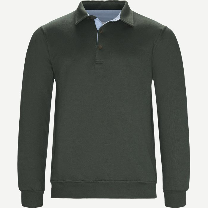 Sevilla Sweatshirt - Sweatshirts - Regular - Grøn